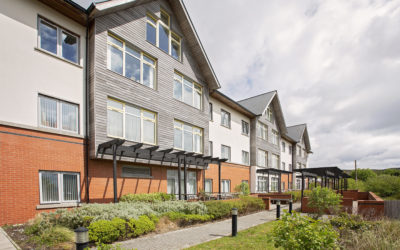 Apartments available for rent at our Tŷ Cwm Extra Care scheme