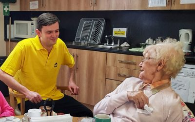 Care homes get a helping hand