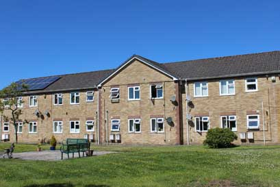 Retirement homes in South Wales | Hafod