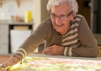 Care home residents embrace interactive technology