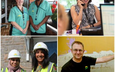 A big welcome to our first work placement colleagues